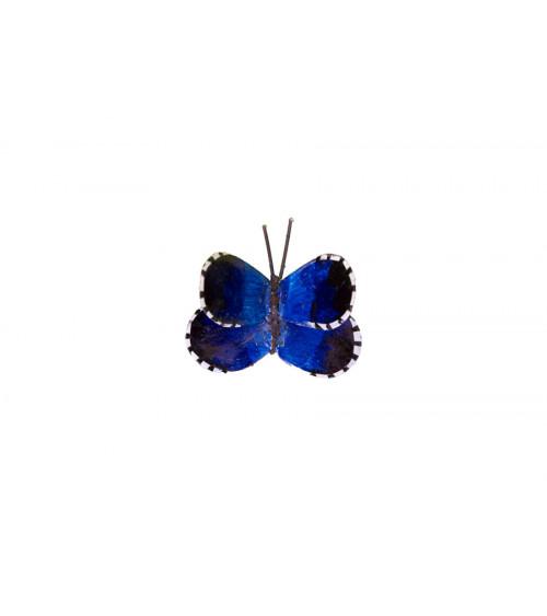 Papillon en métal